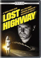 Lost Highway DVD Cover Art