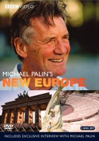 Michael Palin: New Europe DVD Cover Art