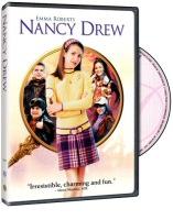 Nancy Drew DVD Cover Art