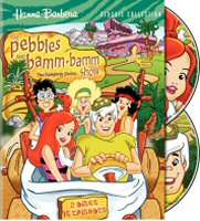 The Pebbles and Bamm Bamm Show The Complete Series DVD Cover Art