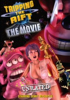 Tripping the Rift The Movie Unrated DVD Cover Art