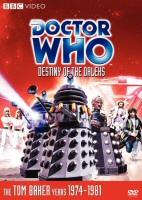 Doctor Who: Destiny of the Daleks DVD Cover Art