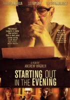 Starting Out in the Evening DVD cover art