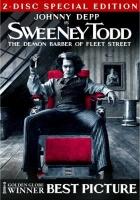 Sweeney Todd DVD cover art