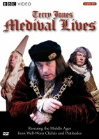 Terry Jones' Medieval Lives DVD Cover Art