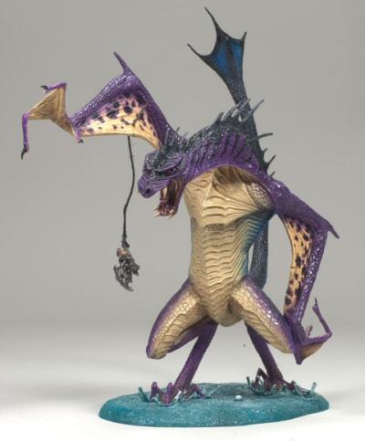 Water Dragon Clan 7 by McFarlane Toys