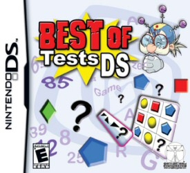 Best of Tests DS game cover art