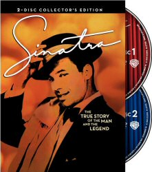 Sinatra 2-disc Collector's Edition DVD Cover Art