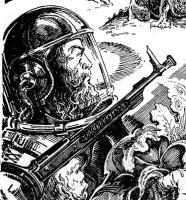 Soviet Sci-Fi Illustrations