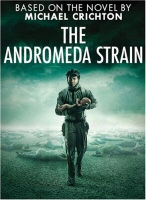 The Andromeda Strain DVD Cover Art