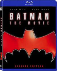 Batman the Movie Blu-Ray Cover Art