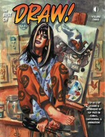 The Best of Draw! Volume 3 Cover Art