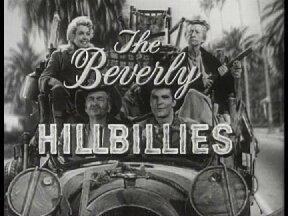 The Beverly Hillbillies title card
