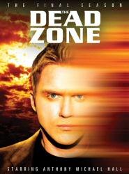 The Dead Zone Season 6 DVD Cover Art