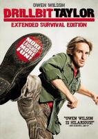 Drillbit Taylor DVD cover art