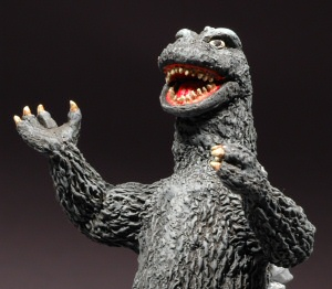 Far East Monsters: Godzilla