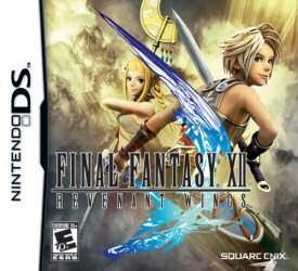 Final Fantasy XII: Revenant Wings Nintendo DS Cover Art
