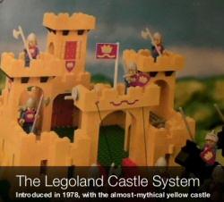 Gizmodo Lego Vault trip