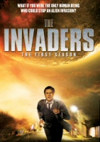 The Invaders Season One DVD Cover Art