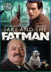 Jake and the Fatman Season One Volume One DVD Cover Art
