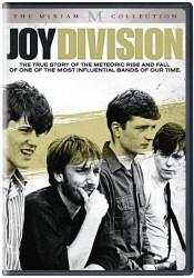 Joy Division DVD Cover Art