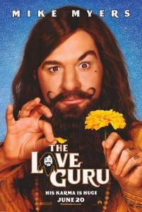 Love Guru poster