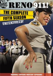 Reno 911! Fifth Season DVD Cover Art