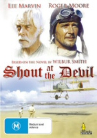 Shout at the Devil DVD Cover Art