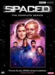 Spaced Region 1 DVD cover art