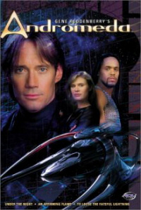 Andromeda 1.1 DVD cover art