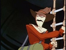 The Scarecrow from Batman: The Legend Begins