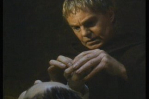 Derek Jacobi as Brother Cadfael
