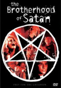 Brotherhood of Satan DVD cover art