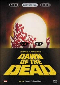 Dawn of the Dead Divimax Special Edition DVD cover art