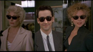 Anjelica Huston, John Cusack and Annette Bening from The Grifters