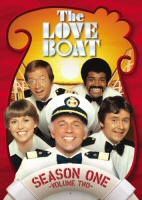 The Love Boat Season One Vol. 2 DVD Cover Art
