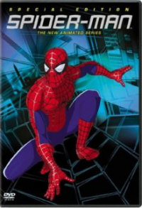 Spider-Man: The New Animated Series: Season 1 DVD cover art