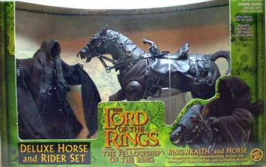 Lord of the Rings: Ring Wraith and Horse in box