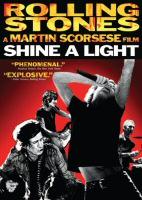Shine a Light DVD Cover Art