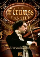The Strauss Family DVD Cover Art
