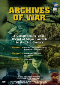 Archives of War DVD Cover