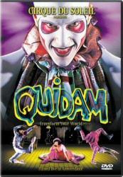 Cirque du Soleil: Quidam DVD