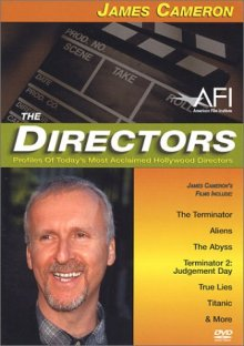 AFI The Directors: James Cameron DVD cover art