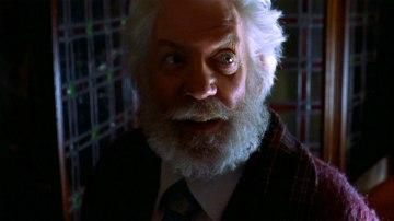 Donald Sutherland as Straker in Salem's Lot (2004)