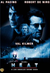 Heat DVD cover art