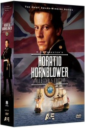 Horatio Hornblower Collector's Edition DVD cover art