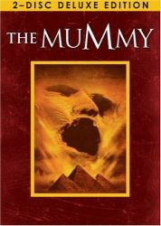 The Mummy 2-disc Deluxe Edition DVD cover art