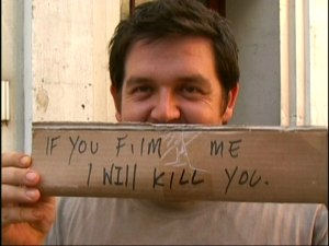 Nick Frost from Shaun of the Dead has a message for you