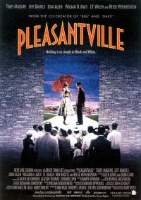 Pleasantville movie poster