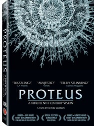 Proteus DVD Cover Art